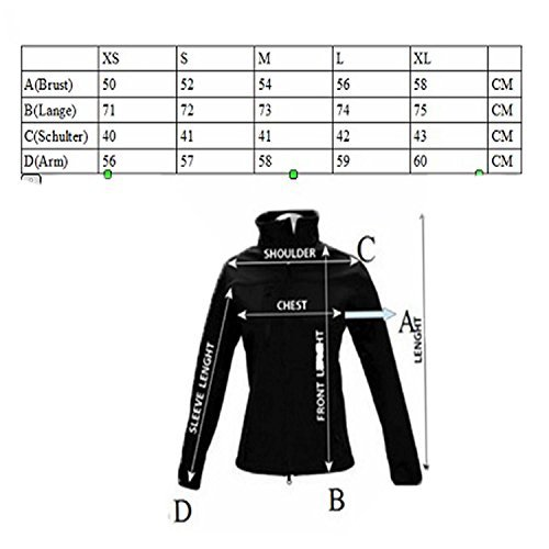 M Textil Zweiteiler Kombi BOSMOTO Motorradkombi Damen