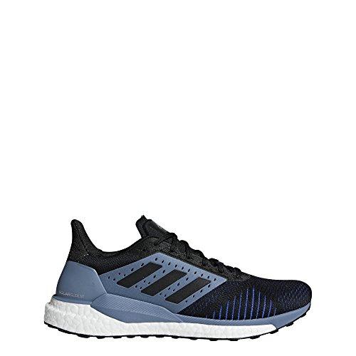 adidas Solar Glide St M, Chaussures de Running Homme Multicolore (Rawste/Cblack/Hirblu Cm8046)