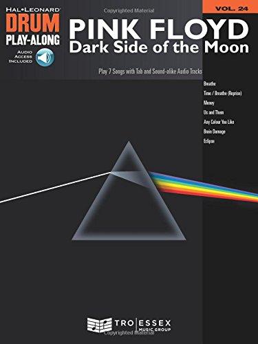 Pink Floyd - Dark Side of the Moon: Drum Play-Along Volume 24