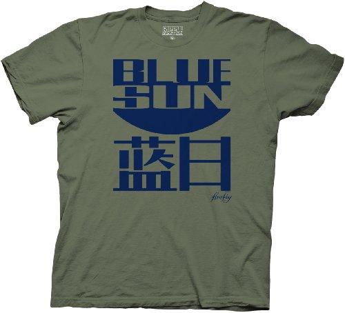 Serenity Blue Sun T-Shirt