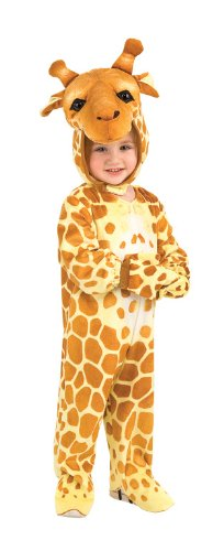 Toddler Safari Costumes (Rubie's Silly Safari Giraffe Costume - Toddler)