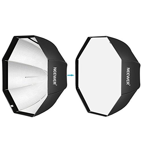 Octagon Umbrella Speedlite Softbox: Neewer 32 Inches /80 Centimeters Octagon Softbox Octagonal