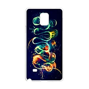 Alice x zhang illustration case generic DIY For Samsung Galaxy Note 4 N9100 MM9L992650