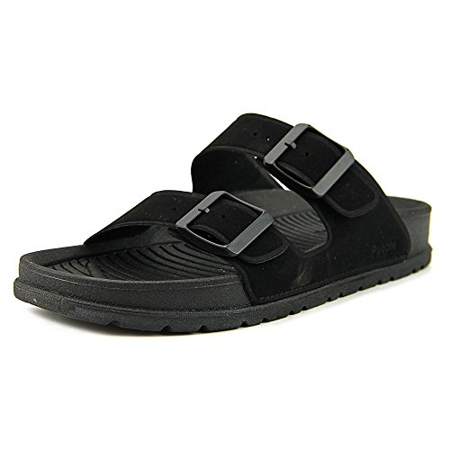 0c3173884889 People Footwear The Lennon Women US 6 Black Slides Sandal - Buy Online in  Oman.