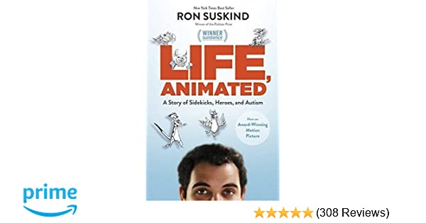 Animated Sidekick Connects Parents To >> Life Animated A Story Of Sidekicks Heroes And Autism Abc Ron