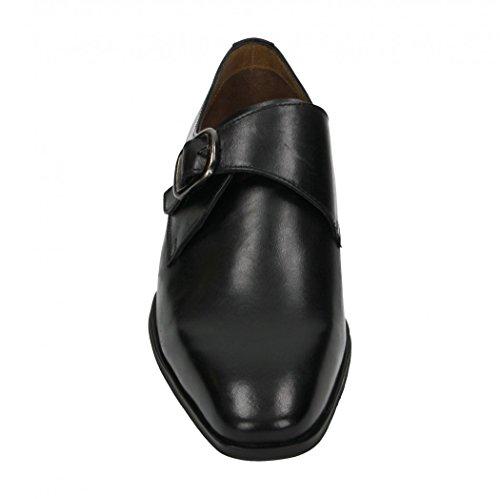 46 marino Hasta Zapato Moda azul Café de Footwear 41 schuhgrã¶Ãÿen Piel Negocios Hombre Zapato de Fitters 7n0xOAw