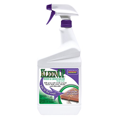 Bonide Product 7497 Ready-to-Use Kleen Up Weed Killer, Quart