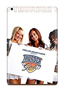 Austin B. Jacobsen's Shop oklahoma city thunder basketball nba cheerleader NBA Sports & Colleges colorful iPad Mini cases 8806666I380830329