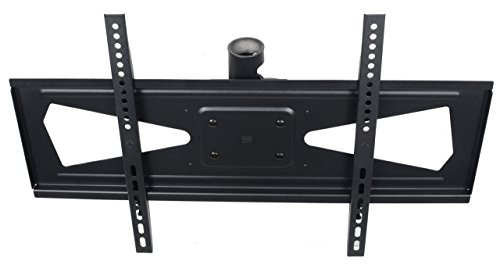 VideoSecu TV Plate for Ceiling Mount for Most 32-65 inch LCD LED Plasma TV, Some Models up to 70 75, fit 1.5-Inch NPT Pipe MPCNM64 WTU ()
