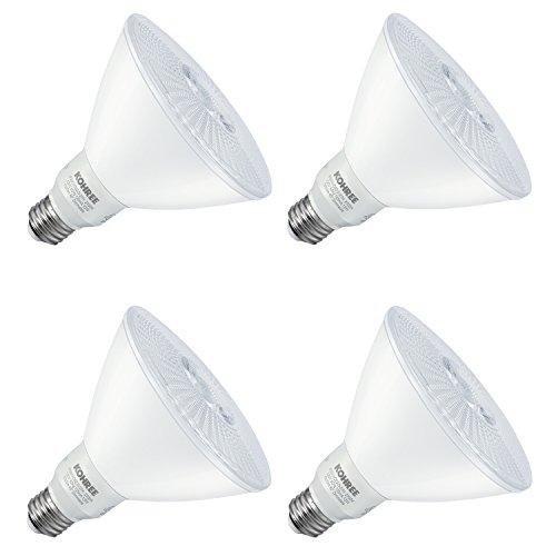 PAR38 LED Bulb 120W Equivalent, Kohree 13W E26 ...