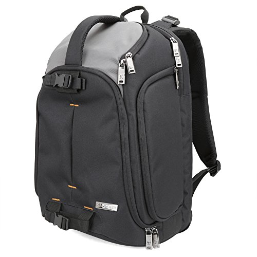 DSLR Camera Backpack Evecase DSLR Camera / 15.6 inch Laptop