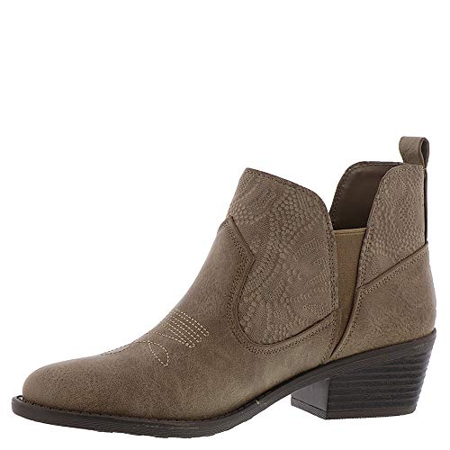 Ankle Embossed Taupe Women's Legend Taupe Street Easy Boot qHtTU