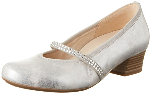 Zapatos beige formales Gabor Jollys para mujer 2LotD