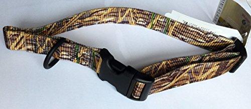 - Mossy Oak Shadowgrass Adjustable Camo Collar 1 X 12-18inch Made in USA