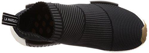 adidas NMD City Sock Prime Knit BA72 (8.5, Black/White/Gum)