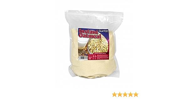Instant Oatmeal (900 gr): Amazon.es: Alimentación y bebidas