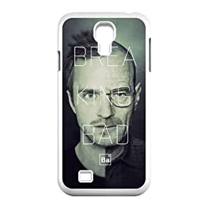 J-LV-F Customized Breaking bad Pattern Protective Case Cover Skin for Samsung Galaxy S4 I9500