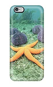 TYH - Hot Durable Defender Case For ipod Touch5 Tpu Cover(sea Animals) 9966172K86660309 phone case