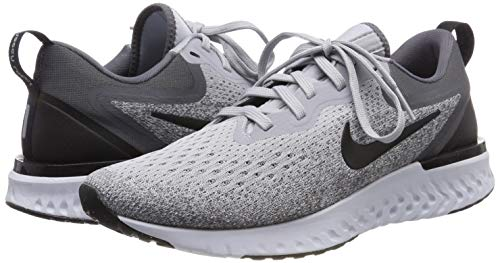 Nike Men's Odyssey React Running Shoe, Wolf Grey/Black-Dark Grey-Pure Platinum, 7.5 by Nike (Image #5)