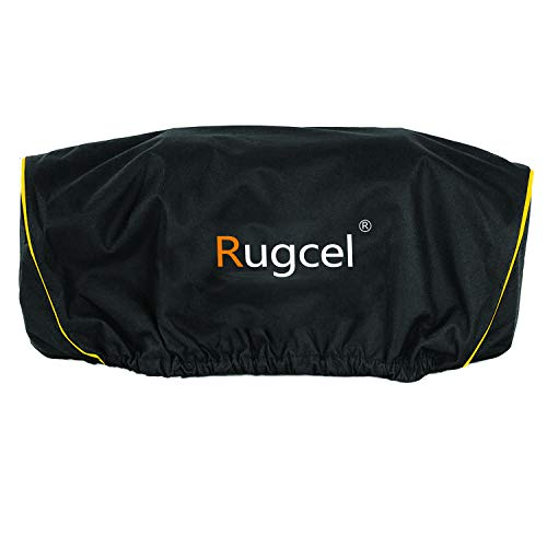 - RUGCEL WINCH Protection Cover W/Sewn-in Elastic Band | Ideal for Electric Winches Up to 17500 Lbs