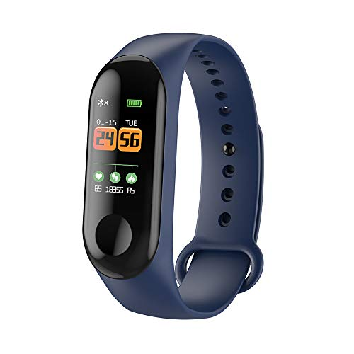 Price comparison product image FuriGer Smart Watch for Android Phones, Fitness Tracker Waterproof for iPhone with Heart Rate Monitor&Blood Pressure Monitor&Sleep Monitor&Calorie Counter Pedometer for iPhone & Android Smartphone
