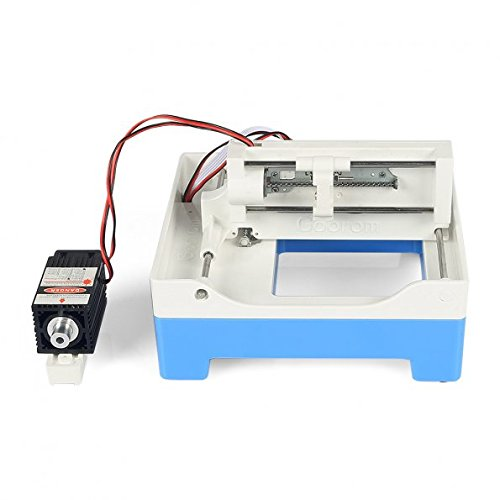 SainSmart NEW Upgrade USB Cutting machine Engraver Blue laser 1000mv + 2A Power