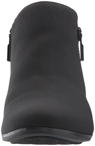 Mujer Trotters de Botas Negro para Tobillo Negro qq7z6wg