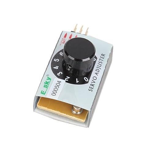 DN MCU Control 000504 EK2-0907 Servo Tester Adjuster for RC Helicopter Honey Bee - Esky Lama V3 V4