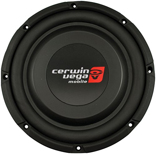 CERWIN VEGA VPS102D Pro Shallow 600 Watts Max 10-Inch Dual Voice Coil 2 Ohms/300Watts RMS Power Handling
