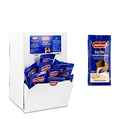 MONODOSIS LECHE CONDENSADA PACK 2X100UDS.: Amazon.es: Alimentación y bebidas