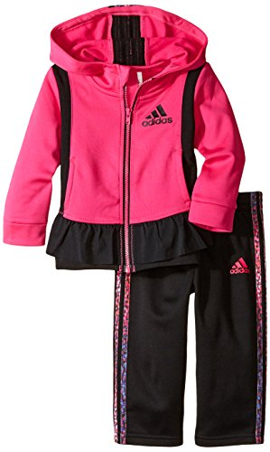 Adidas Baby Girls Jacket Pant