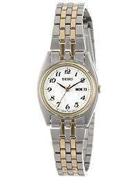 Seiko Women's SXA124 Functional Two-Tone Stainless Steel Watch
