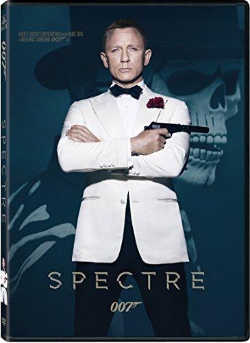 Spectre (Jam Dvd)