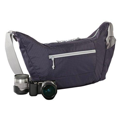 Lowepro LP36572-0WW Photo Sport Shoulder 12L (Purple/Grey)