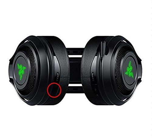 Razer Sound Wireless Surround Gaming Headset ''ManO'War''【Japan Domestic genuine products】 by Unknown (Image #5)