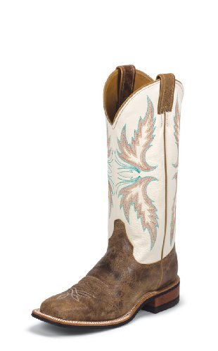 "Justin Boots Women's U.S.A. Bent Rail Collection 13"" Boot Wi"