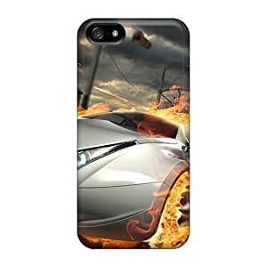 Case Cover Split Second/ Fashionable Case For Iphone 5/5s