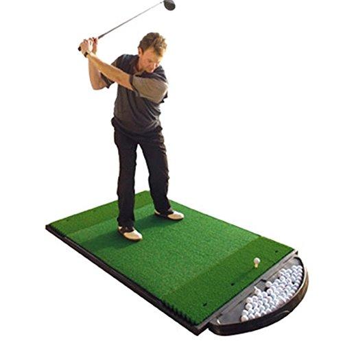 Fiberbuilt 4'x6' Dual Sided Golf Hitting Mat (Fiberbuilt)