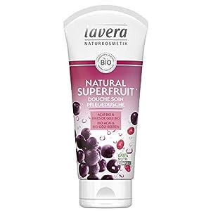 lavera Gel Douche Natural Superfruit ∙ Douche Soin ∙ Vegan ∙ Cosmétiques naturels ∙ Ingrédients végétaux bio ∙ 100…