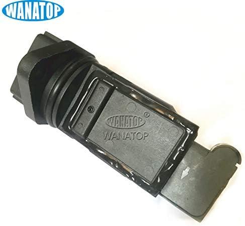 WANATOP 5 Pins Mass Air Flow Sensor 22680-4M500 for 00-02 Sentra Infiniti G20 I30