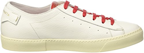 Uomo D'Acquasparta Sneaker Duccio Bianco U250 Abr qTTYxEngAw