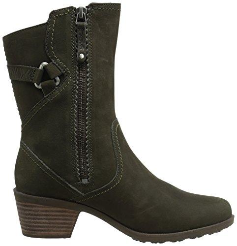 Black Boot Mid W Calf Women's Foxy Olive Teva HqXFYtc