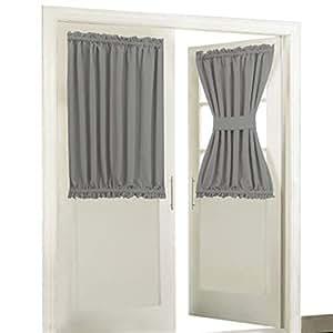 Amazon Com Aquazolax Blackout Rod Pockets Door Window