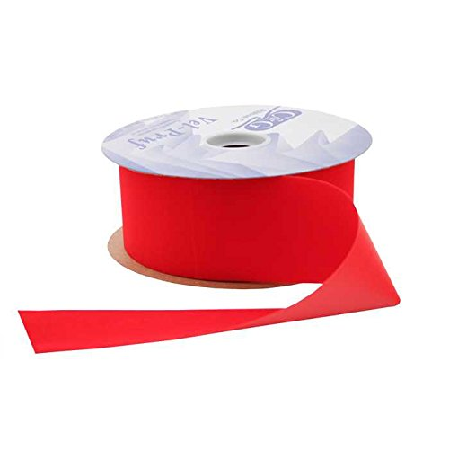 Red Velvet Ribbon for Weddings and Christmas - 2