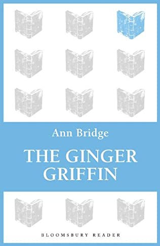 book cover of The Ginger Griffin