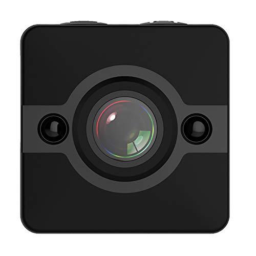 Gyswshh Quelima SQ12 Mini Car Camera DVR Night Vision Video Recorder Camcorder Sport DV Random ()