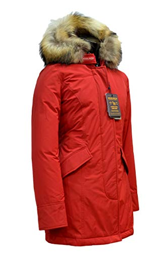French cf40 Wwcps2604 5400 Luxury Ws Kiss Foto Woolrich Vedi Arctic Parka Red Colore qRY4OT