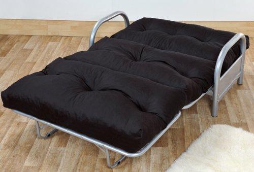 trendy seater silver trifold futon sofa bed with shredded reflex foam flakes futon mattress in various colours black futon mattress amazoncouk kitchen u     futon mattress argos  good futon mattress argos with futon      rh   homedepotoutdoorfurniture