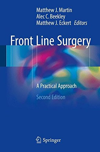 Front Line Surgery: A Practical Approach