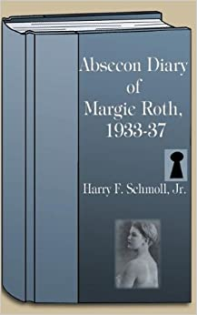 Book Absecon Diary of Margie Roth, 1933-37